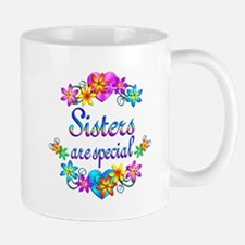 Sisters are Special Small Mugs