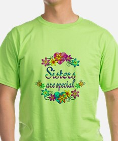 Sisters are Special T-Shirt