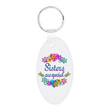 Sisters are Special Keychains