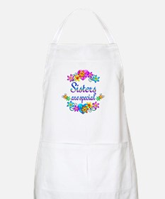 Sisters are Special Apron
