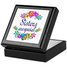 Sisters are Special Keepsake Box