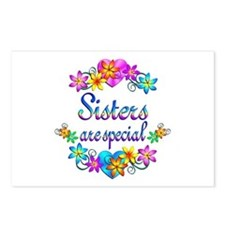 Sisters are Special Postcards (Package of 8)