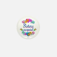 Sisters are Special Mini Button (10 pack)