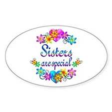 Sisters are Special Bumper Stickers