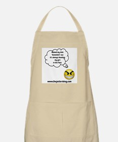The Jesters Blog Gunwitch thought Apron
