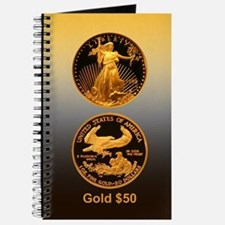 American Eagle Gold $50 Journal