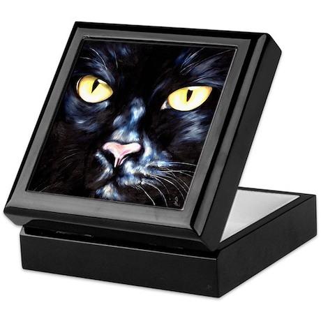Love Cat Keepsake Box