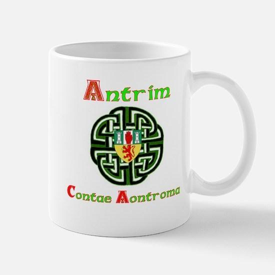 Antrim,wheel,Arms.png Mug