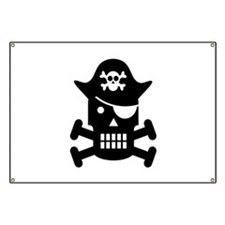 Pirate Day Banner