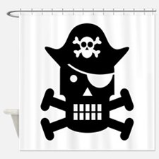 Pirate Day Shower Curtain