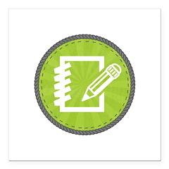 CK Summer Camp 2013 Journaling Merit Badge Square