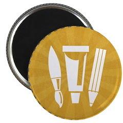CK Summer Camp 2013 Color Mediums Merit Badge Magn