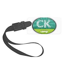 Creating Keepsakes Summer Camp 2013 Logo Luggage T