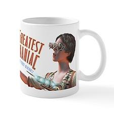 World's Greatest Megalomaniac Mug (Girly Edition)