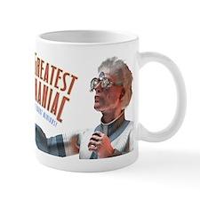 World's Greatest Megalomaniac Mug (Manly Edition)