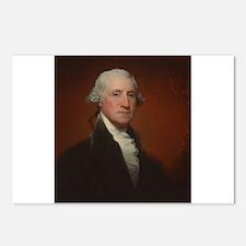 Gilbert Stuart - George Washington Postcards (Pack