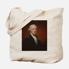 Gilbert Stuart - George Washington Tote Bag