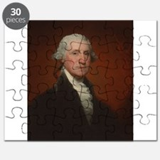 Gilbert Stuart - George Washington Puzzle
