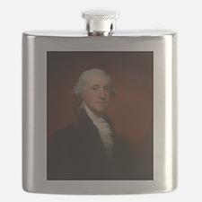 Gilbert Stuart - George Washington Flask