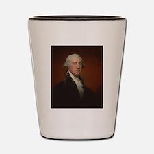 Gilbert Stuart - George Washington Shot Glass