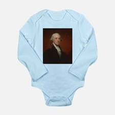 Gilbert Stuart - George Washington Body Suit