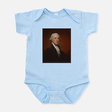 Gilbert Stuart - George Washington Body Suit