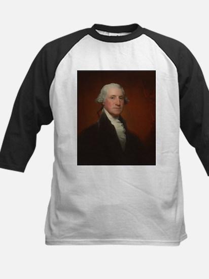 Gilbert Stuart - George Washington Baseball Jersey