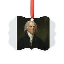 Gilbert Stuart - James Madison Ornament