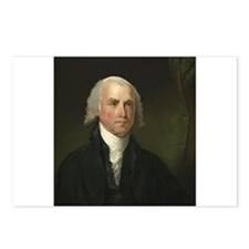Gilbert Stuart - James Madison Postcards (Package