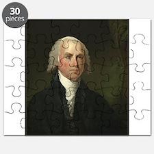 Gilbert Stuart - James Madison Puzzle