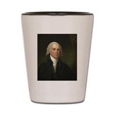 Gilbert Stuart - James Madison Shot Glass