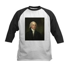 Gilbert Stuart - James Madison Baseball Jersey