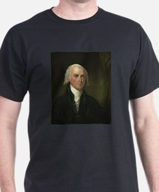 Gilbert Stuart - James Madison T-Shirt