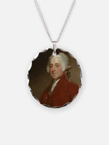 Gilbert Stuart - John Adams Necklace