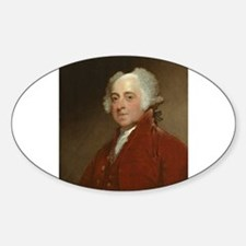 Gilbert Stuart - John Adams Decal