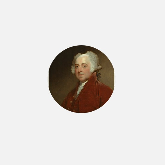 Gilbert Stuart - John Adams Mini Button