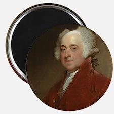 Gilbert Stuart - John Adams Magnet