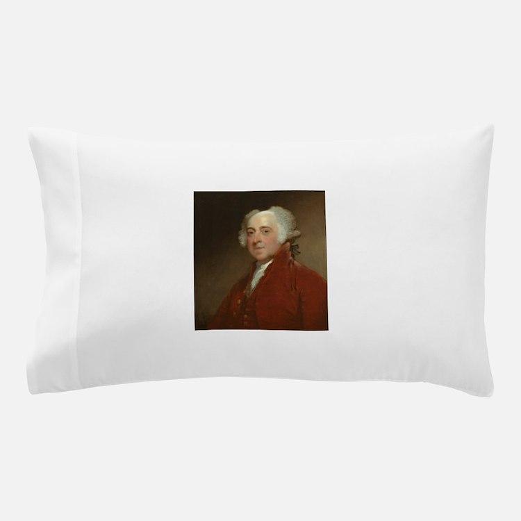 Gilbert Stuart - John Adams Pillow Case