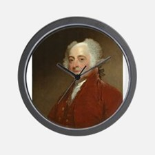 Gilbert Stuart - John Adams Wall Clock