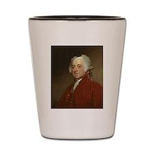 Gilbert Stuart - John Adams Shot Glass
