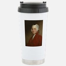 Gilbert Stuart - John Adams Travel Mug
