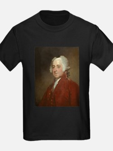 Gilbert Stuart - John Adams T-Shirt