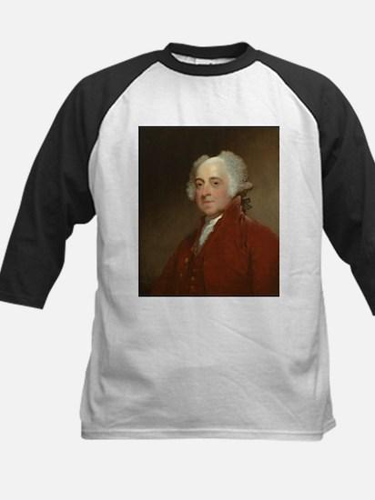 Gilbert Stuart - John Adams Baseball Jersey
