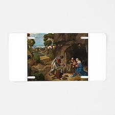 Giorgione - The Adoration of the Shepherds Aluminu