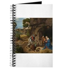 Giorgione - The Adoration of the Shepherds Journal