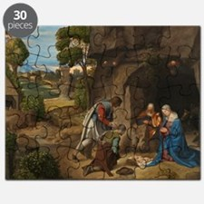 Giorgione - The Adoration of the Shepherds Puzzle