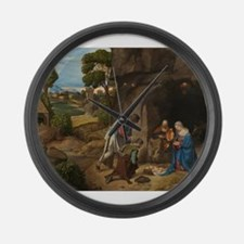 Giorgione - The Adoration of the Shepherds Large W