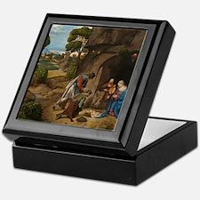 Giorgione - The Adoration of the Shepherds Keepsak