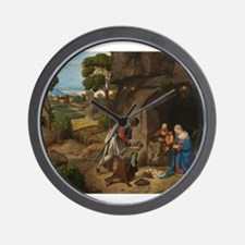 Giorgione - The Adoration of the Shepherds Wall Cl