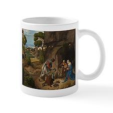 Giorgione - The Adoration of the Shepherds Small Mug